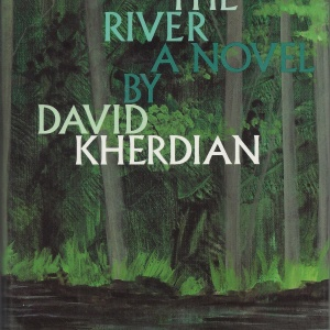Cover -Asking a river-david-kherdian