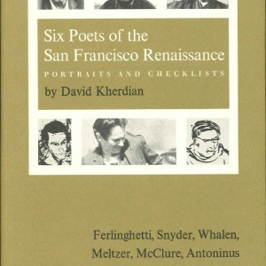 Cover - Six Poets in the San Francisco - David-Kherdian